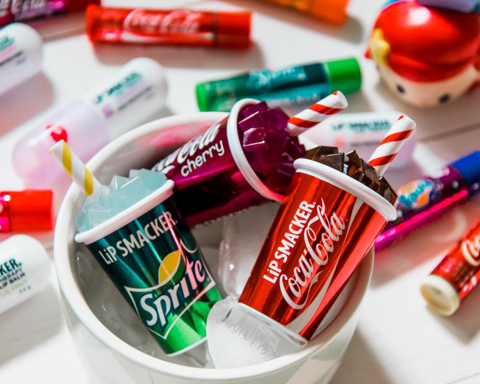 Preferiti di Luglio con i prodotti labbra Lip Smacker