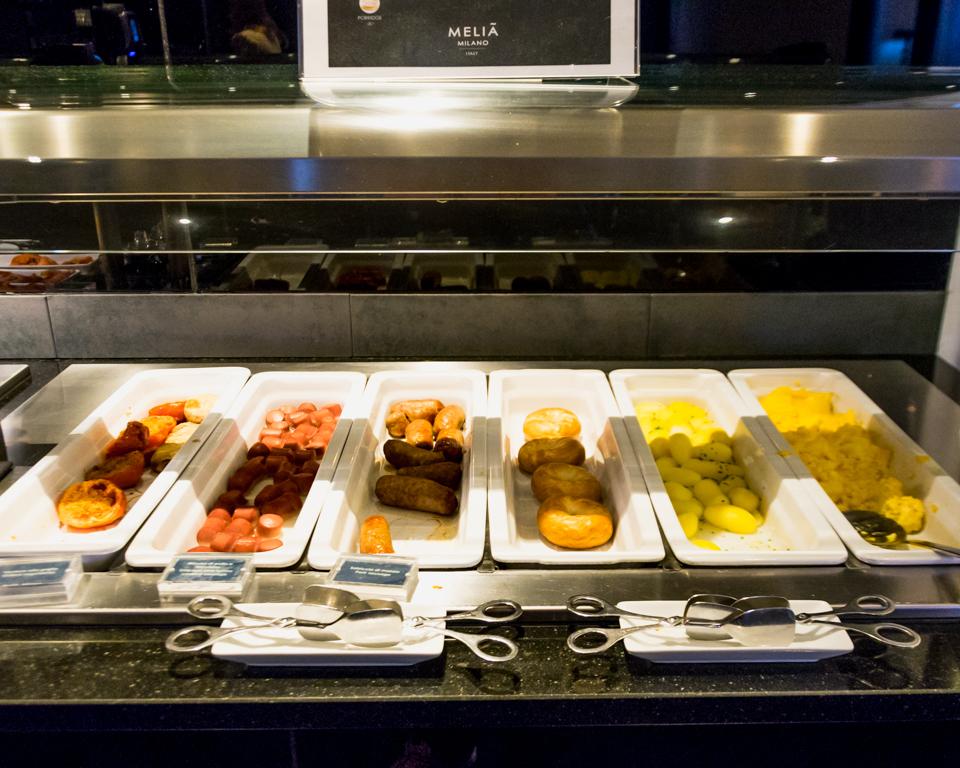Week-end a Milano: dove dormire e dove mangiare, Melià Milano e Miss Sixty Cafè