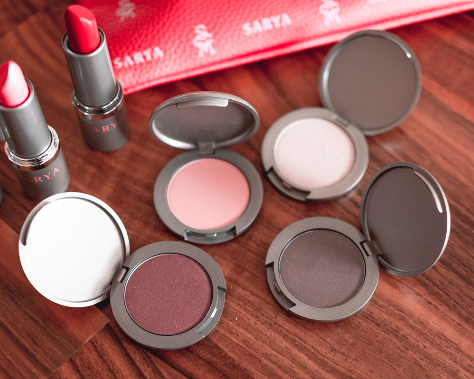 Luxury Cosmetics: il mio make-up firmato Sarya Couture Makeup