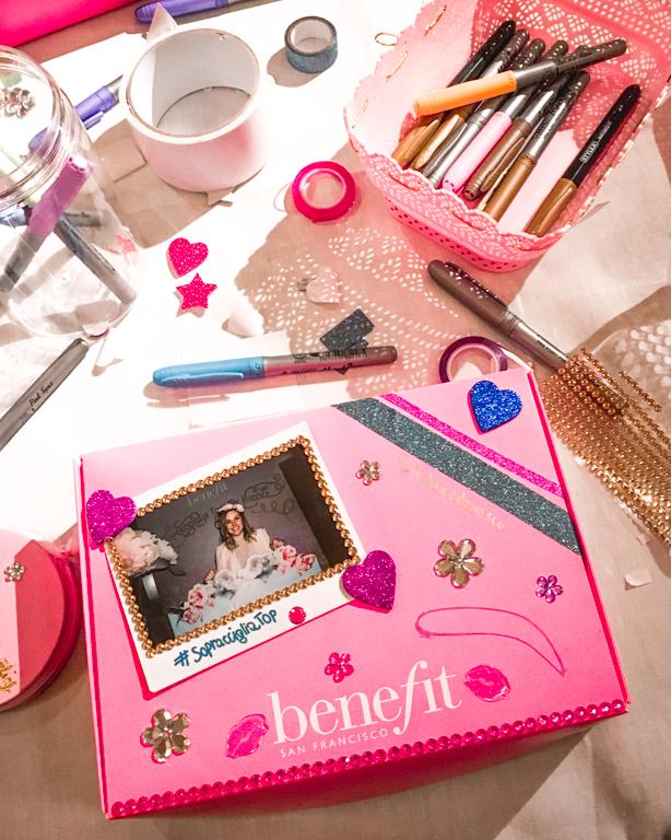 Kit Sopracciglia Top! by Nicole: il nuovo cofanetto creato da Benefit Cosmetics e @kissandmakeup01