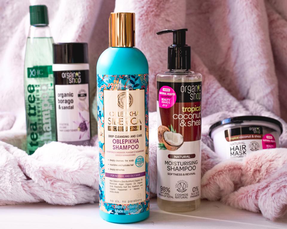 Haircare Routine: prodotti bio per i miei capelli su Notino