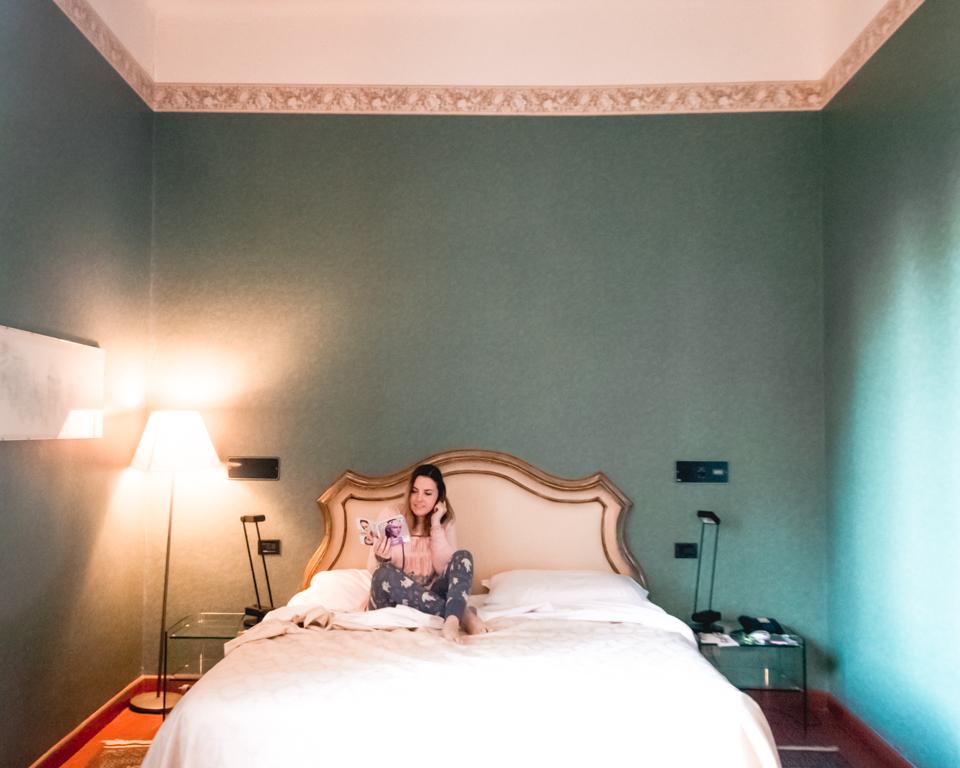 Palazzo Loup: dimora storica sulle colline bolognesi per un week-end di relax e buon cibo!