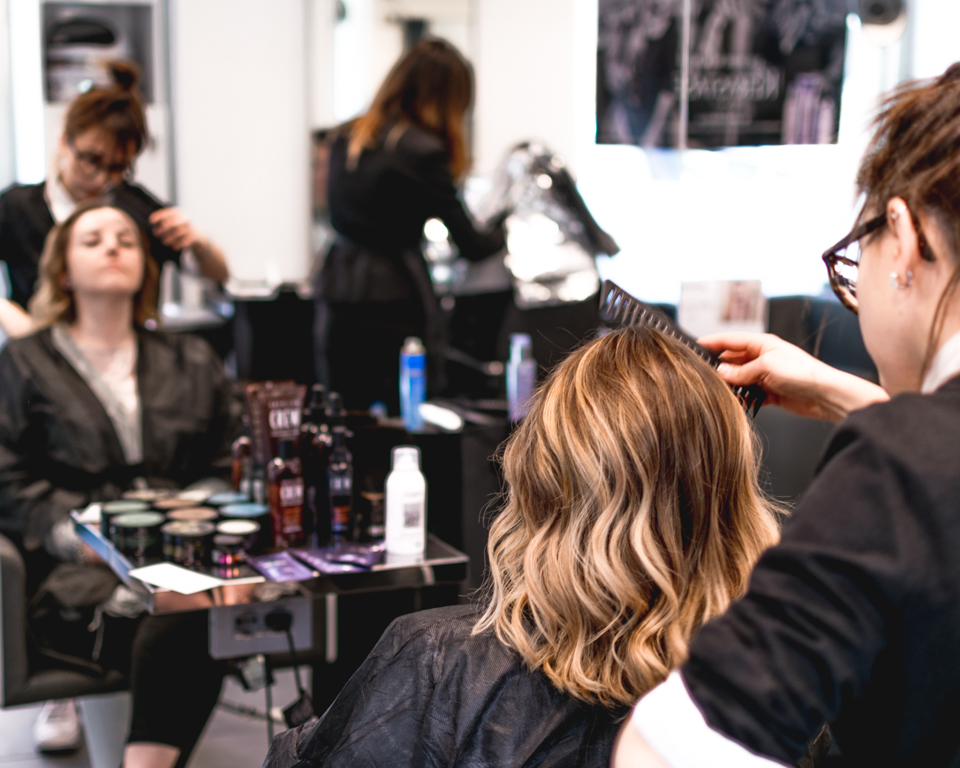 Degradè: nuovo hair look da Mara Equipe a Genova