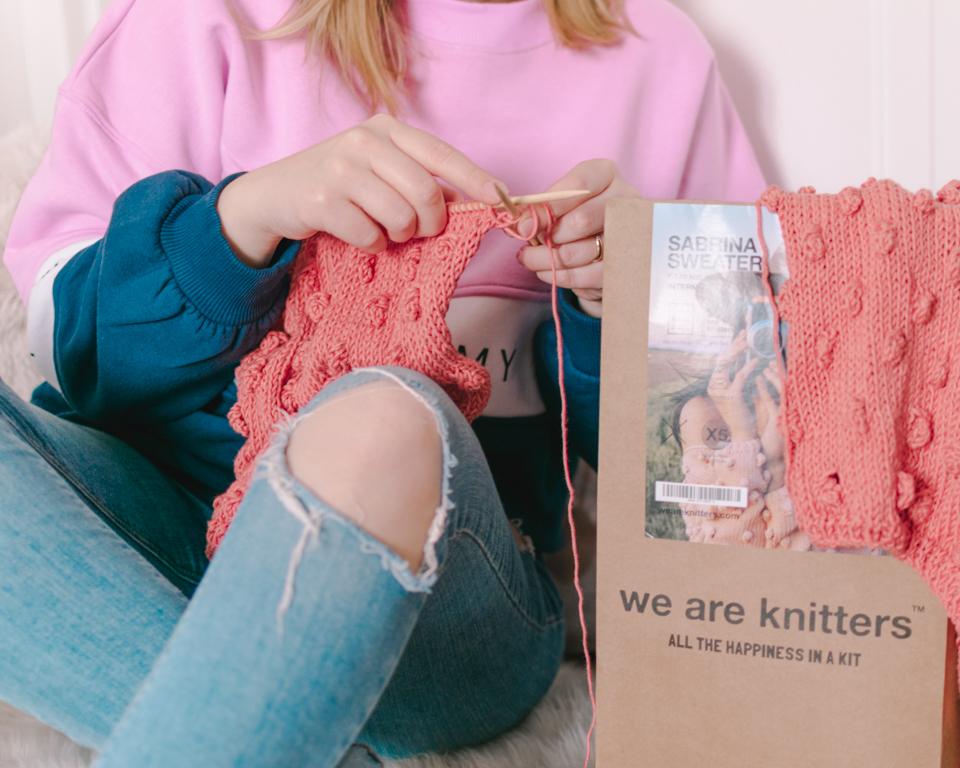 We Are Knitters: un passatempo rilassante e produttivo, scopri perchè!