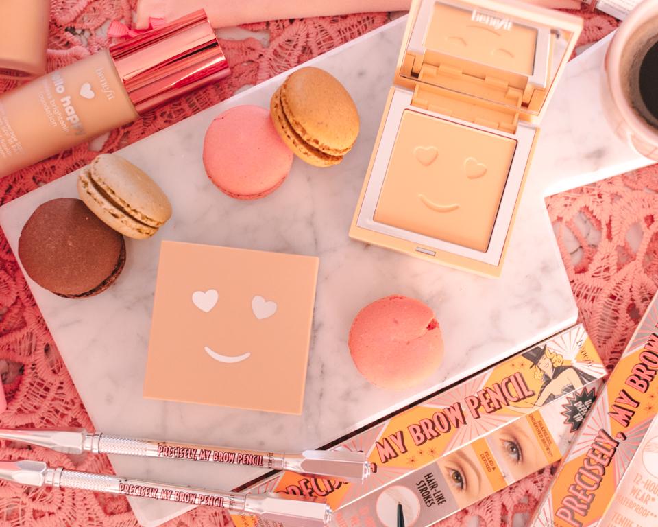 Hello Happy: i nuovi fondotinta con il sorriso di Benefit Cosmetics