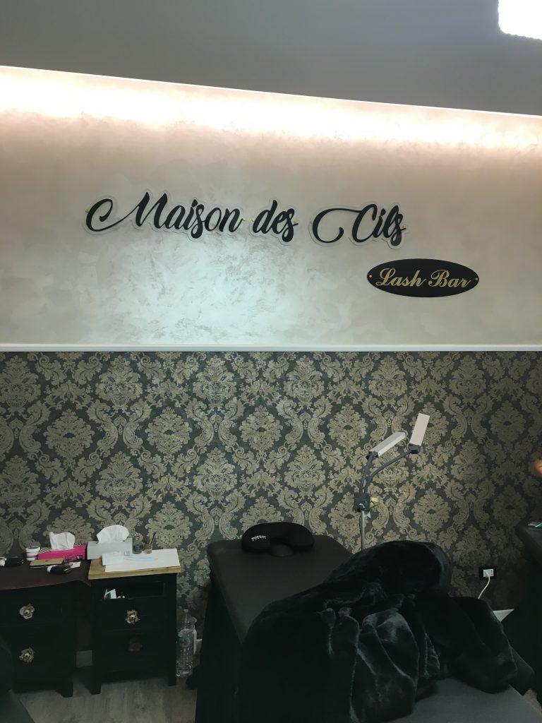 Da Maison Des Cils il nuovo trattamento LVL per ciglia naturalmente meravigliose!