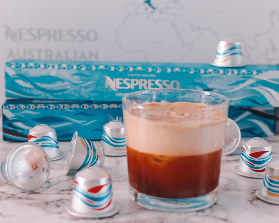 Caffè Freddo: Nespresso e la sua estate australiana, due ricette per voi!