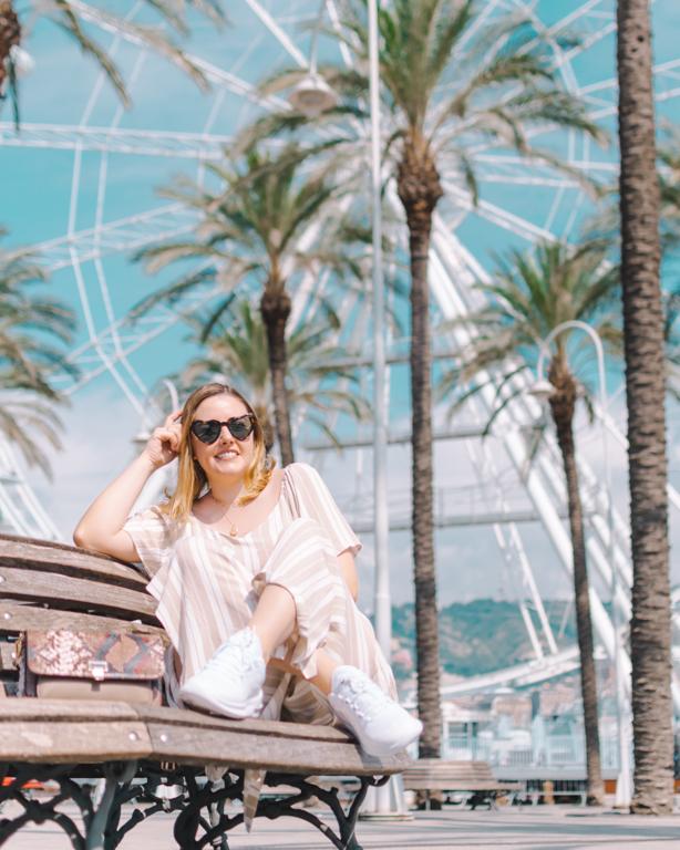 Turista Fashion,il look perfetto per visitare una città: comodo ma instagrammabile!