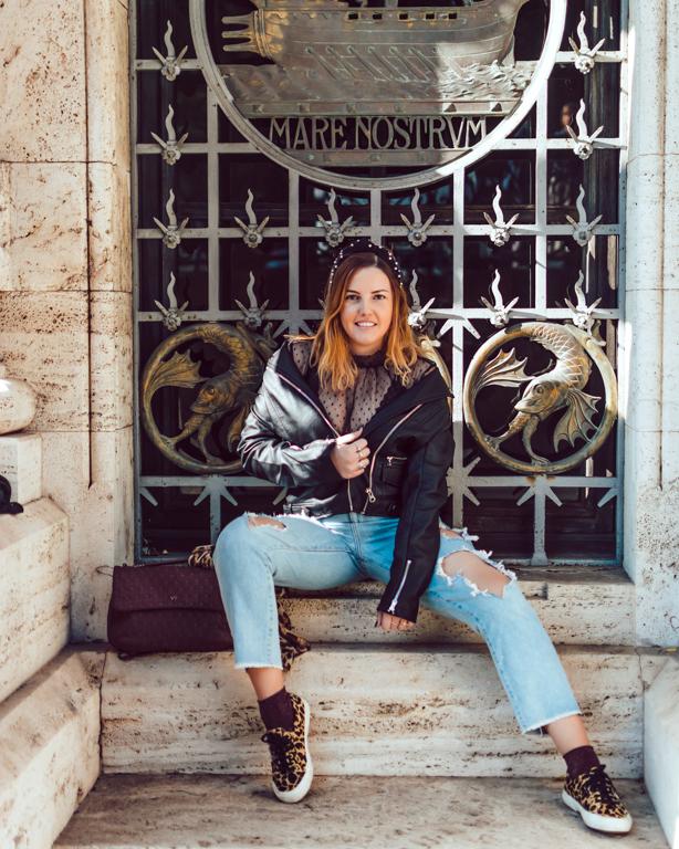 Trend Animalier: con jeans e look total black perfetto per l'autunno