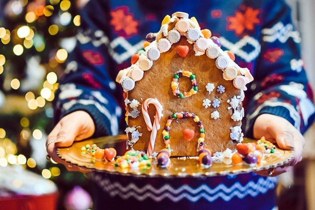 Gingerbread House: come costruire la perfetta casa di Pan di zenzero