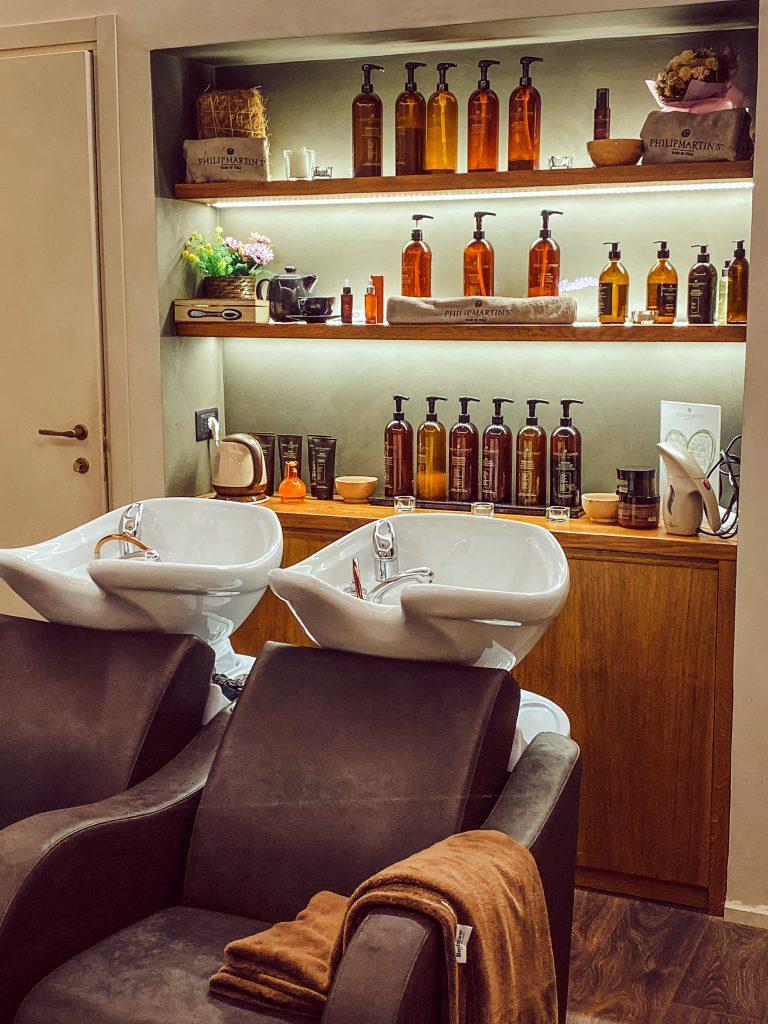 Una spa per capelli: trattamenti hair luxury naturali a Genova