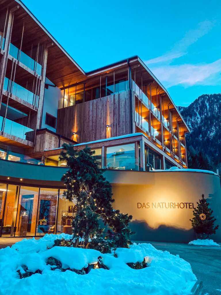 Week-end Detox immersi nella natura: Naturhotel Rainer