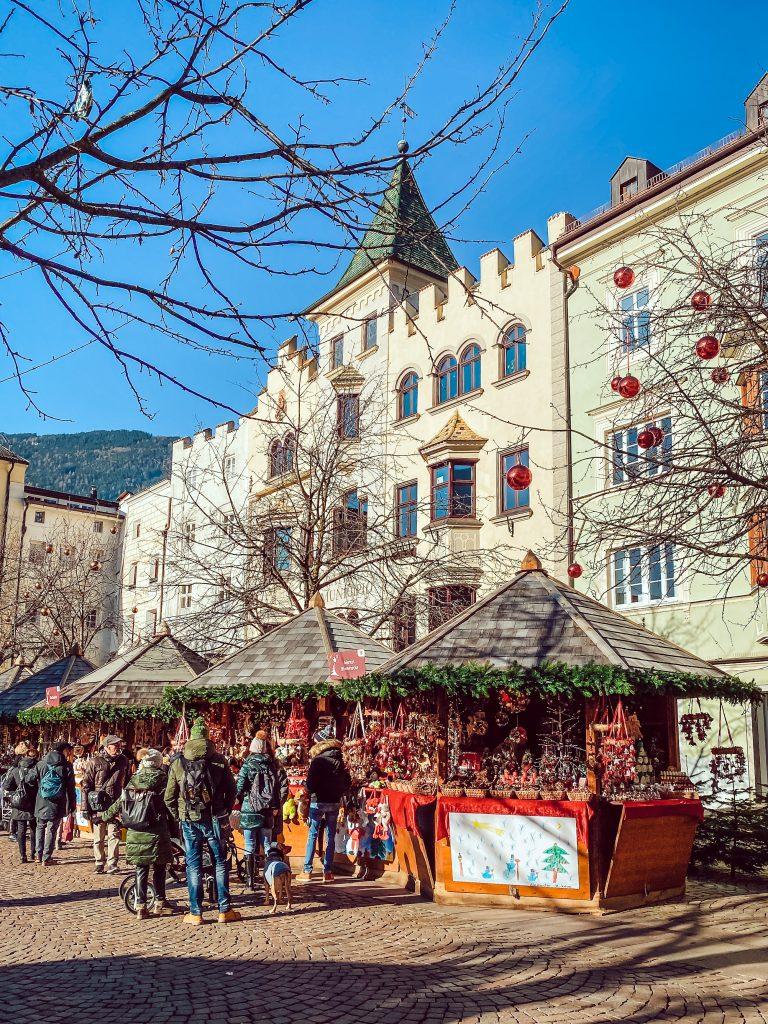Mercatini di Natale 2019: shopping a Brixen e relax al My Arbor