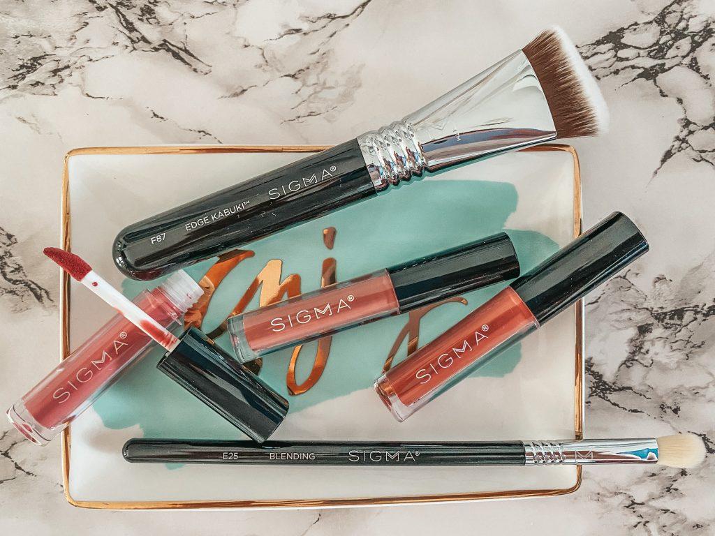 Sigma Beauty: nuovi pennelli e tinte labbra a prova di mascherina