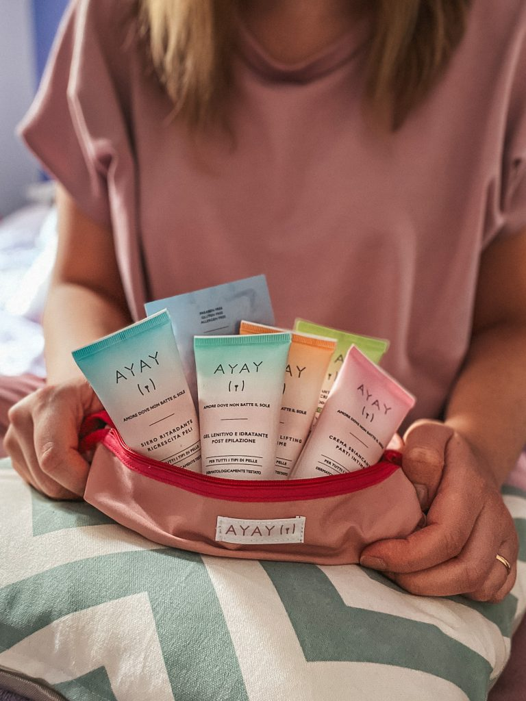 Consapevolezza e benessere: AYAY, la prima linea italiana di cosmesi intima
