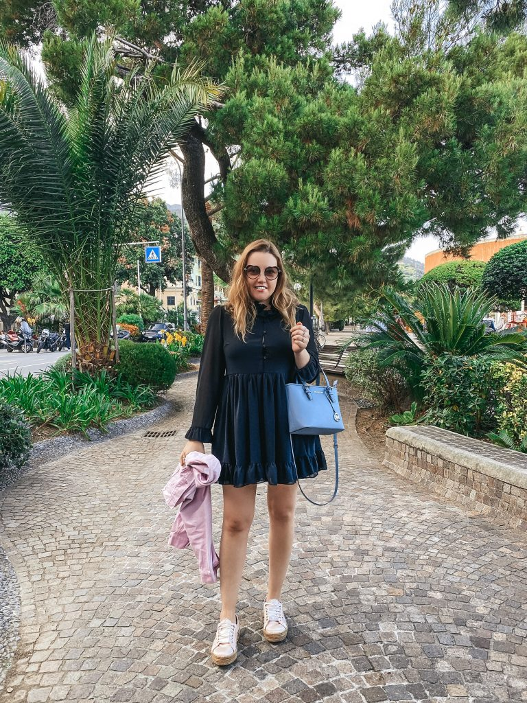 Little black dress, come abbinarlo in estate // OOTD