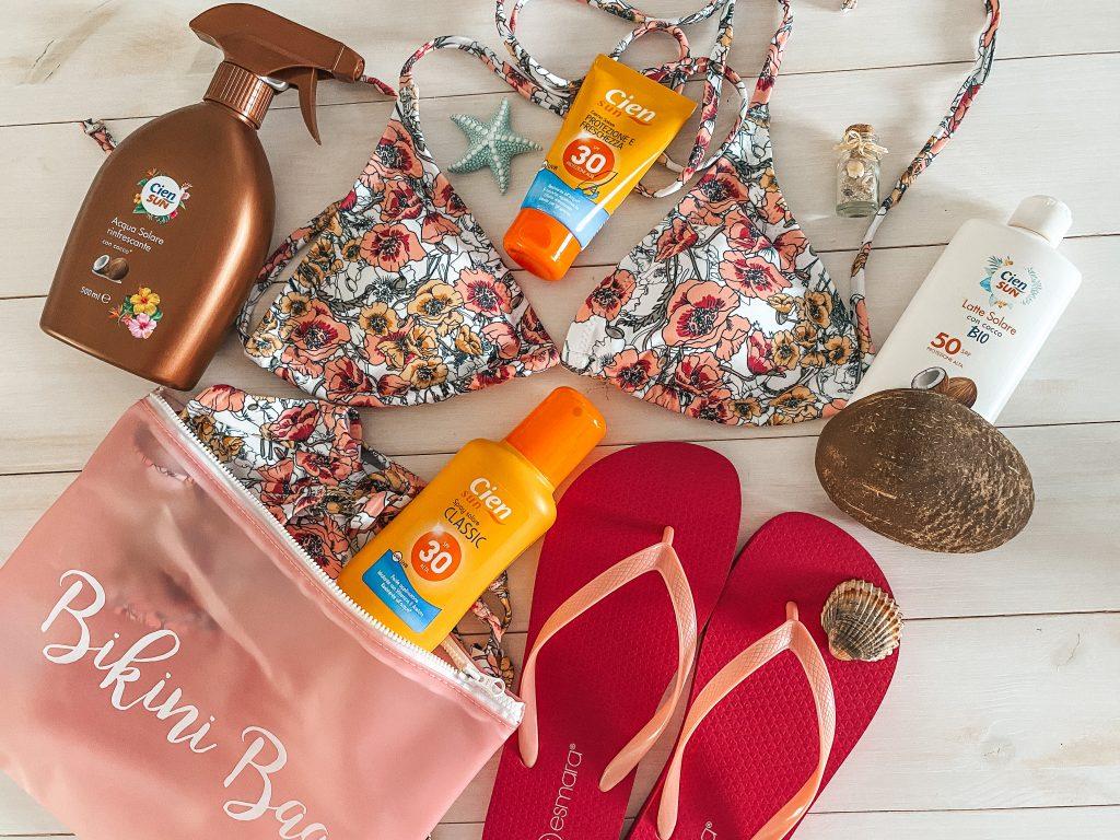 Summer Kit: cosa non può mancare per vivere al meglio la mia estate!