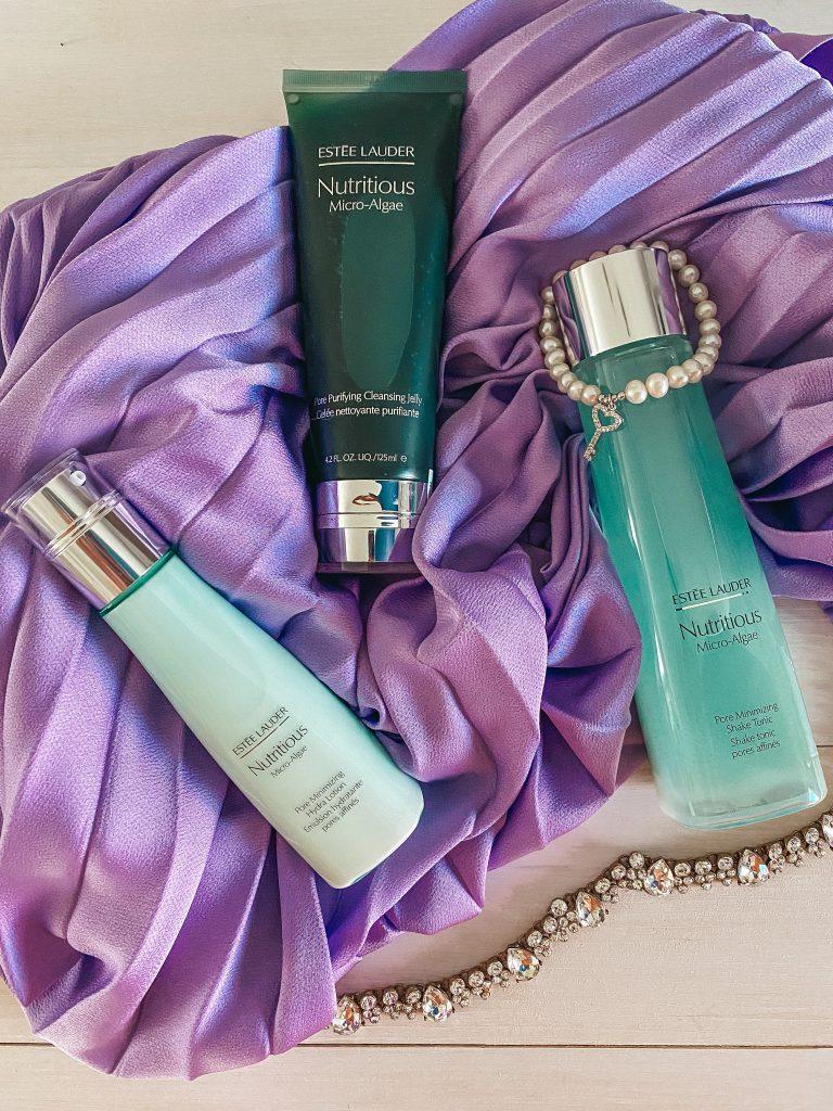 Alga Spirulina per purificare ed idratare il viso: la nuova linea Estèe Lauder