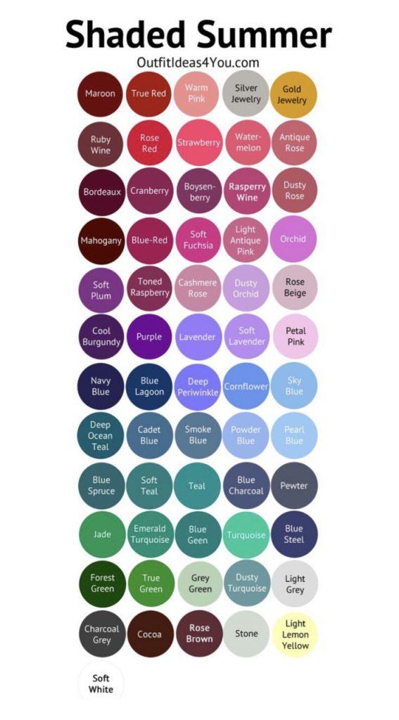 Armocromia: scelgo un outfit seguendo i colori della mia stagione!