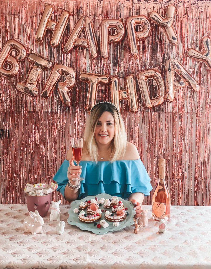 Cream Tart: la mia ricetta per una torta di compleanno a forma di numero
