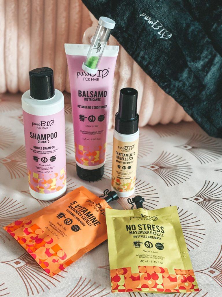 Purobio Cosmetics: novità haircare e base viso - Preferiti di Gennaio