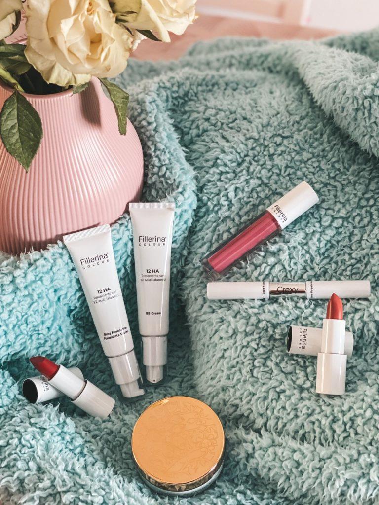 Fillerina Coulour: nuovi prodotti make-up Labo Suisse - Preferiti di Febbraio