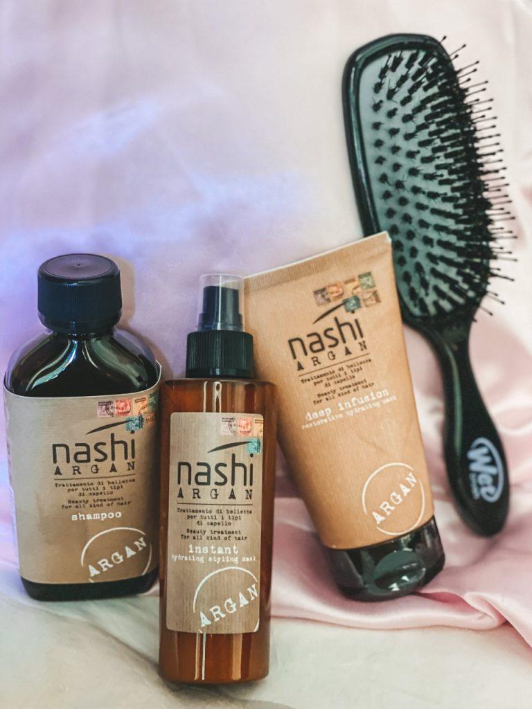 Nashi Argan e la mia haircare routine - Preferiti di Aprile