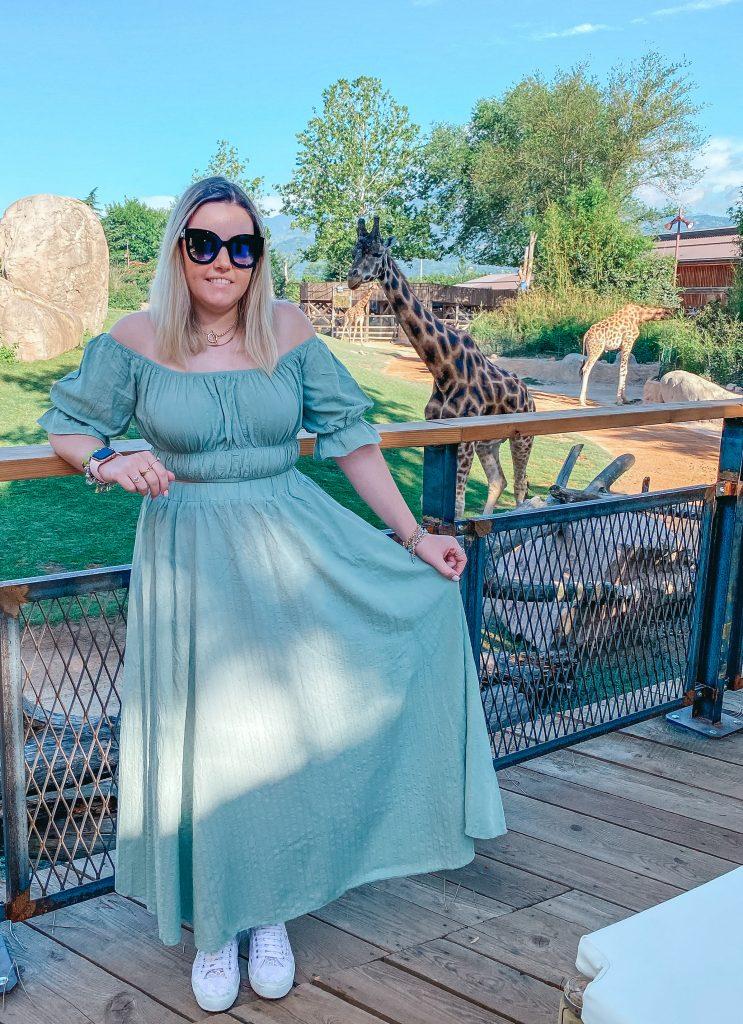 Gonne lunghe, abiti color sabbia e Levi's 501: i miei look per il Safari a Torino