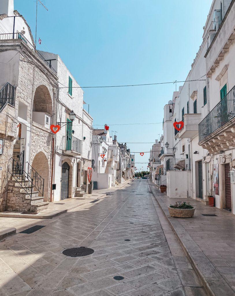Dormire in una masseria: due giorni in Puglia