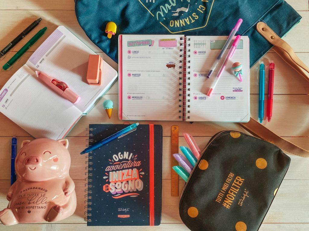 Back to school: scegliere l'agenda giusta!